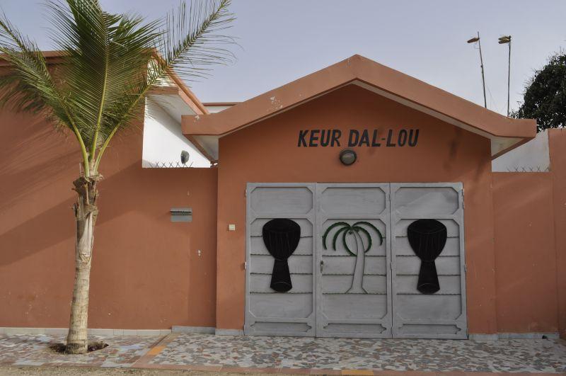 Entrée Location Villa 79199 Saly