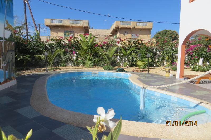 Piscine Location Villa 79199 Saly