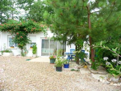Vue ext�rieure de la location Location Maison 82651 La Palmyre