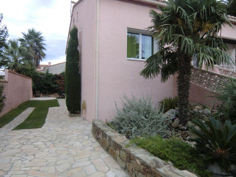 Entrée Location Studio 83412 Perpignan