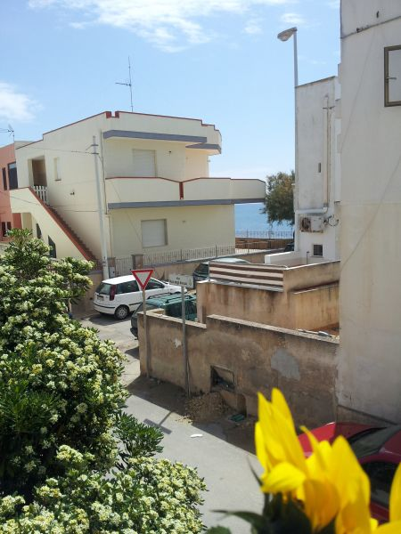 Vue du balcon Location Appartement 83807 Torre Pali