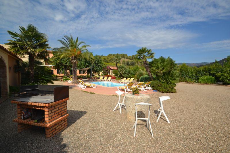 Jardin Location Villa 83814 Salou