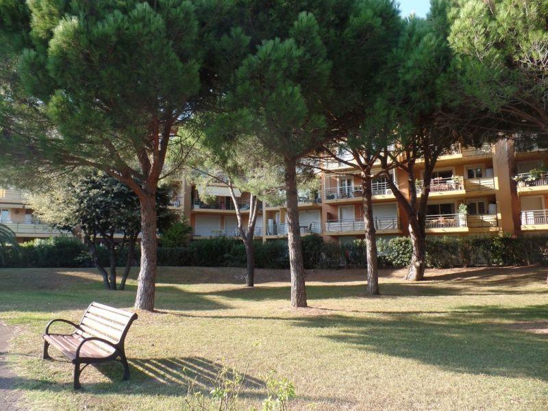 Jardin Location Appartement 84263 Fréjus