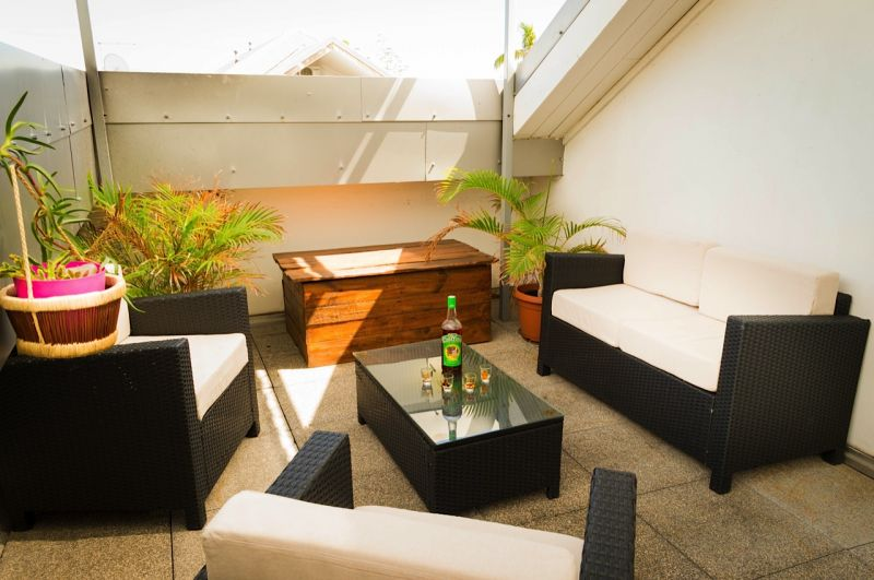 Terrasse Location Appartement 85760 Saint Leu