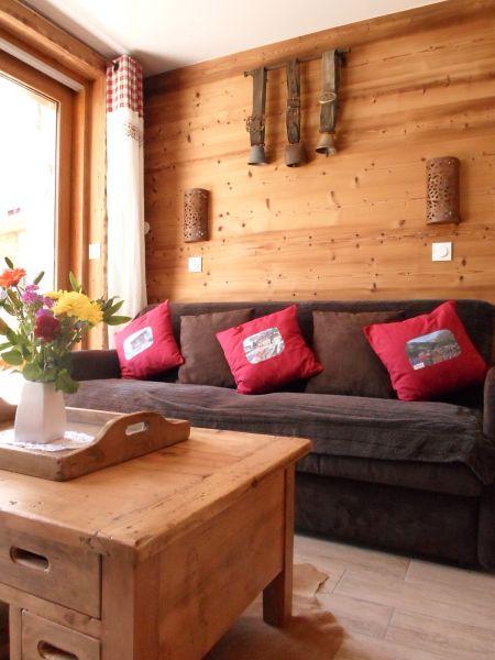 Séjour Location Appartement 88191 Valloire