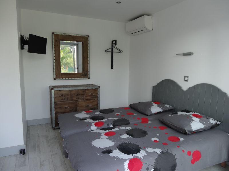 chambre 1 Location Villa 92269 Grimaud