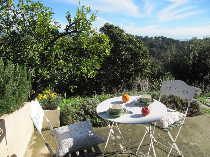 Terrasse 1 Location Studio 92776 Cagnes sur Mer
