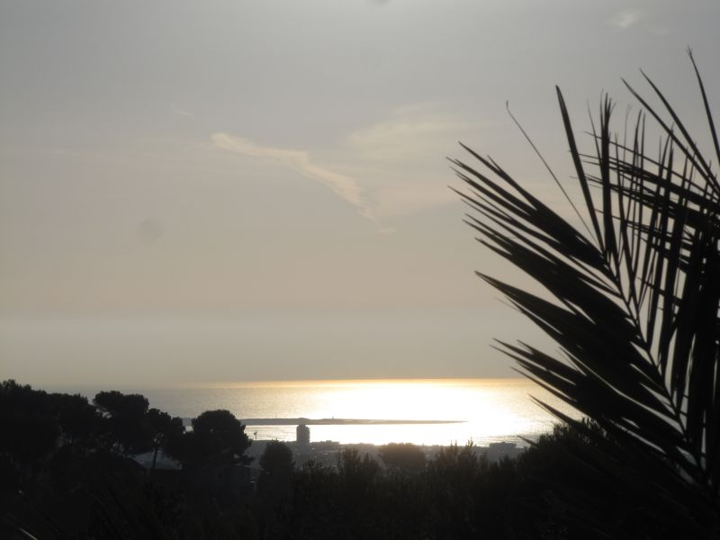 Vue depuis la location Location Studio 92776 Cagnes sur Mer