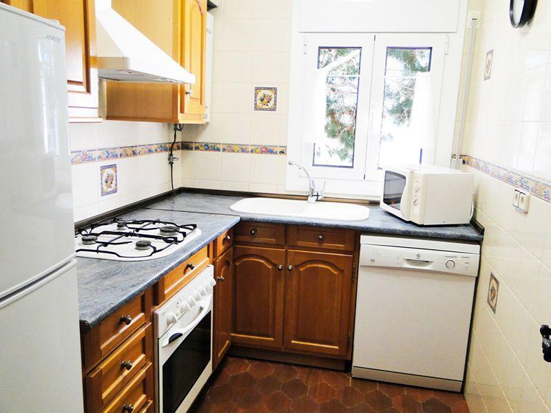Cuisine indépendante Location Appartement 93358 Llança