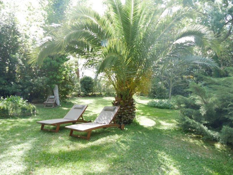 Jardin Location Gite 94627 Narbonne