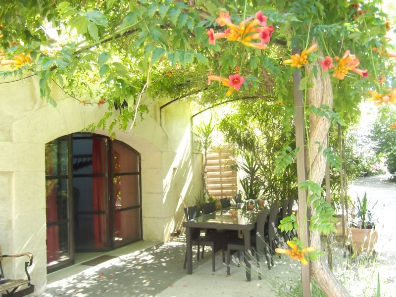 Terrasse Location Gite 94627 Narbonne