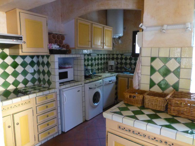 Cuisine indépendante Location Villa 95613 Cotignac