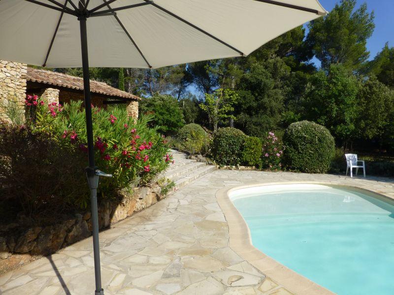 Jardin Location Villa 95613 Cotignac