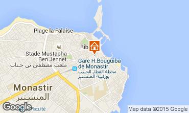 Carte Monastir Appartement 70894