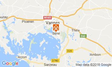 Carte Vannes Maison 115466