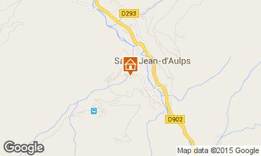 Carte Saint Jean d'Aulps- La Grande Terche Appartement 85484