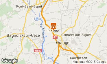 Carte Orange Maison 99281