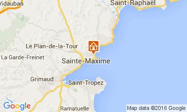 Carte Sainte Maxime Maison 104932