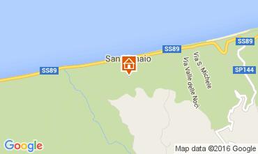 Carte San Menaio Maison 105343