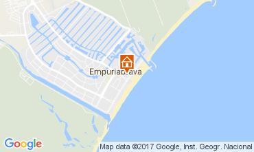 Carte Empuriabrava Appartement 108019