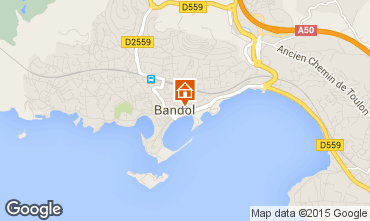 Carte Bandol Studio 71257