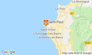 Carte Saint Gilles Villa 70449