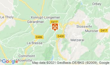 Carte La Bresse Hohneck Studio 4527