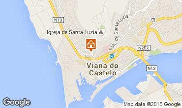 Carte Viana Do castelo Villa 79738