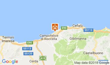 Carte Campofelice di Roccella Villa 115897