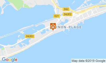 Carte Palavas-les-Flots Appartement 97096
