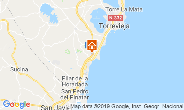 Carte Torrevieja Appartement 118320