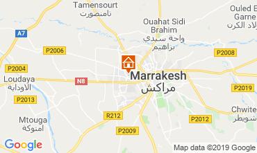 Carte Marrakech Appartement 118799