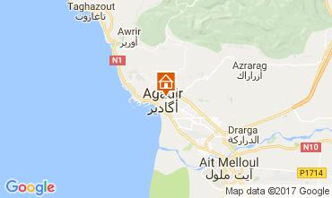 Carte Agadir Appartement 88352