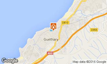 Carte Gu�thary Appartement 102569