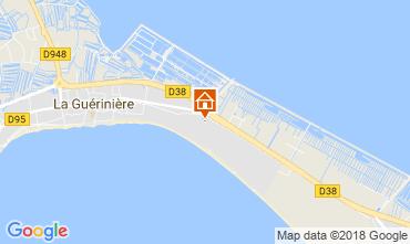 Carte Noirmoutier en l'Île Mobil-home 114213