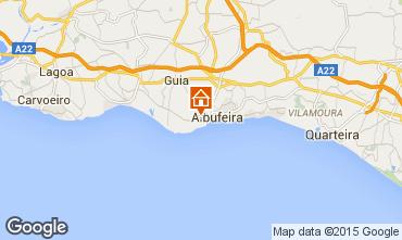 Carte Albufeira Appartement 58484