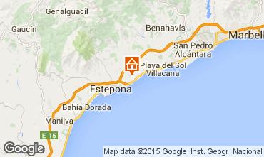 Carte Estepona Villa 101394