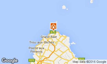 Carte Grand Baie Appartement 72713