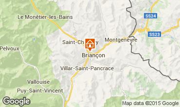 Carte Briançon Appartement 60398