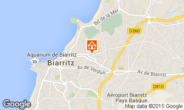 Carte Biarritz Appartement 87113