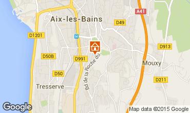 Carte Aix Les Bains Appartement 77365