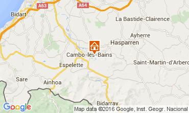Carte Biarritz Maison 85212