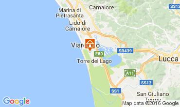 Carte Viareggio Mobil-home 93402
