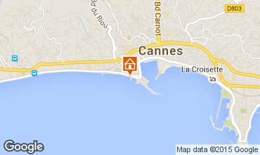 Carte Cannes Appartement 62604
