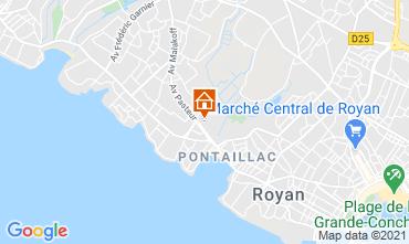 Carte Royan Appartement 6844