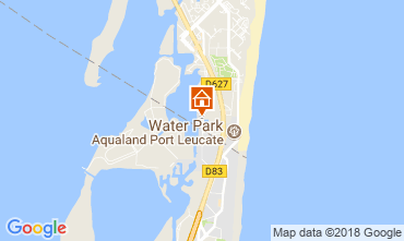 Carte Port Leucate Studio 115727