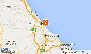 Carte Pescara Appartement 87229
