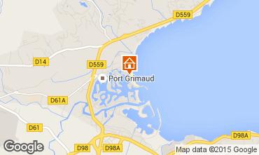 Carte Port Grimaud Maison 78577
