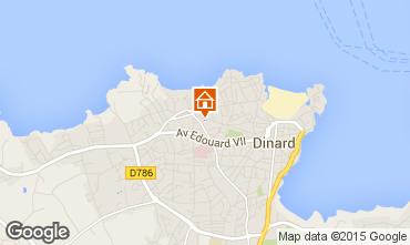 Carte Dinard Appartement 20720