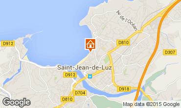 Carte Saint Jean de Luz Studio 9304